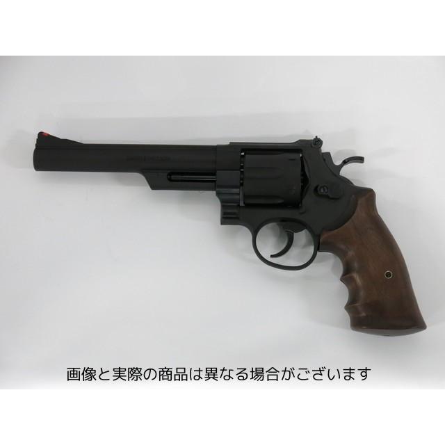 マルシン/S&W M29 6.5インチ ブラック HW 木製グリップ付 Xカートリッジ仕様 4920136059337
