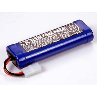 新作通販 ネコポス対応 タミヤ TAMIYA 55085 ニッカドバッテリー 7.2V 新色追加して再販 カスタムパック