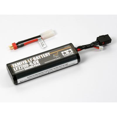 ネコポス対応 55102 タミヤ 贈物 激安卸販売新品 レーシングパック LF2200-6.6V