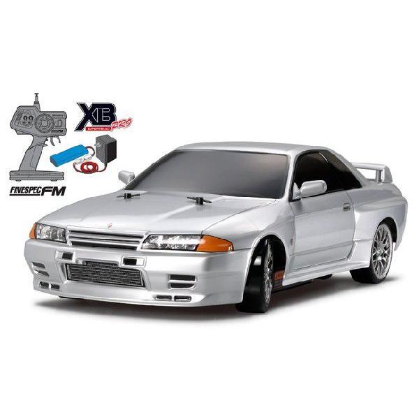 タミヤ(TAMIYA)/57783/XB スカイライン(R32)ドリフトスペック(メーカー純正品)
