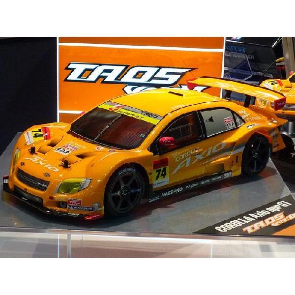 タミヤ/COROLLA Axio apr GT(TA05 ver.II) スーパーセット