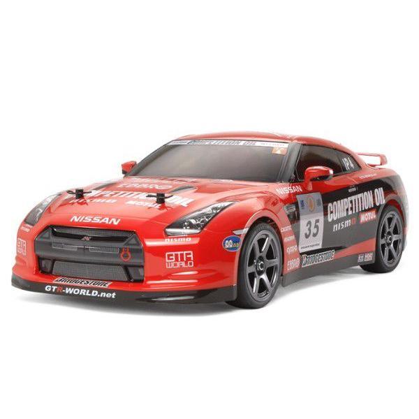 タミヤ/MOTUL NISMO GT-R 十勝24時間レース仕様(TA05ver.IIシャーシ) スーパーセット