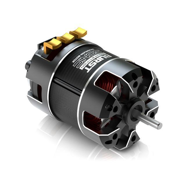 G-FORCE ジーフォース ご予約品 G0366 Burst Sonic ついに再販開始 バーストソニック ブラシレスモーター 12.5×7.2mm Sintered 17.5T φ