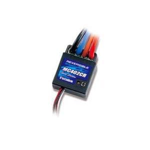 フタバ/MC402CR(バック付)ブラシモーター用ESC