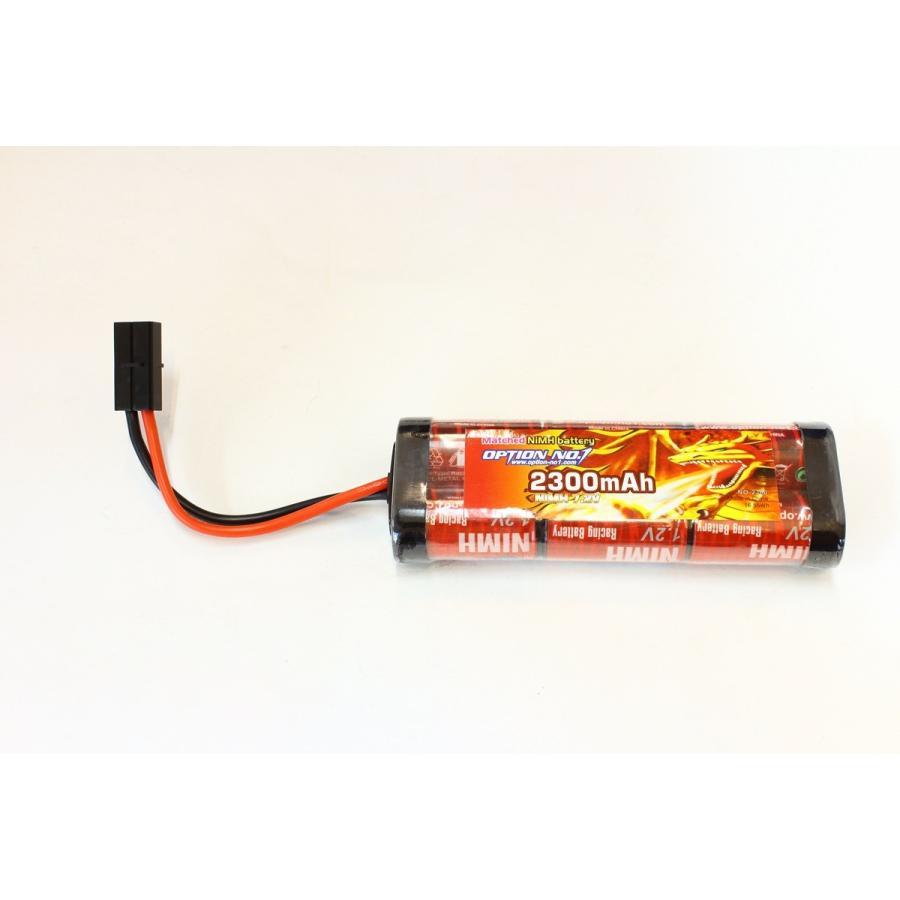 【あすつく】OPTION NO.1/パワーパック2300バッテリー 20本セット【送料無料】