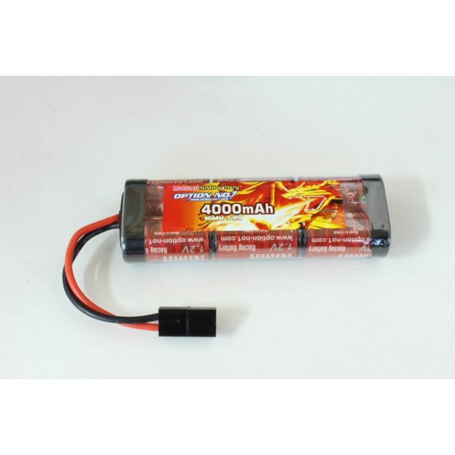 ネコポス対応 OPTION 人気ショップが最安値挑戦 No.1 バッテリー 完全送料無料 パワーパック4000プレミアムNi-MH オプションNo.1