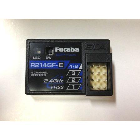 おすすめ特集 フタバ R214GF-E 2.4G受信機 4ch 4YWD2.4G FHSS 安売り 標準レシーバー