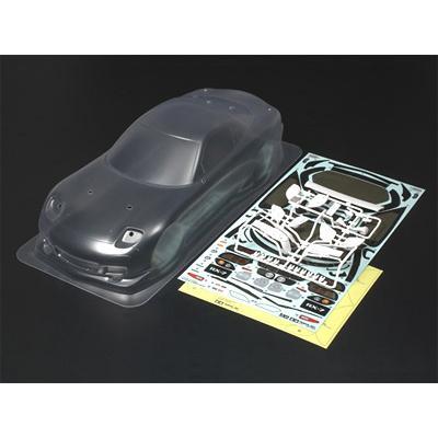 タミヤ SP.1270 1 10RC 訳ありセール 格安 無料 マツダ RX-7 スペアボディセット