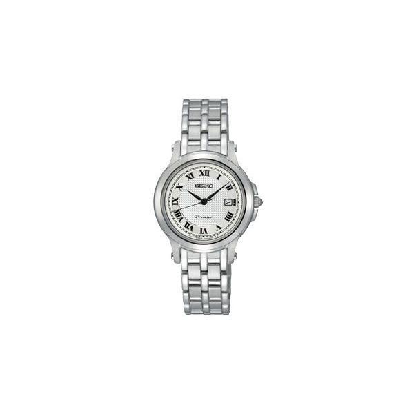 低価格で大人気の セイコー SEIKO セイコー プルミエ クオーツ レディース 腕時計 SRJB011 国内正規, 鳴門青果 78281033