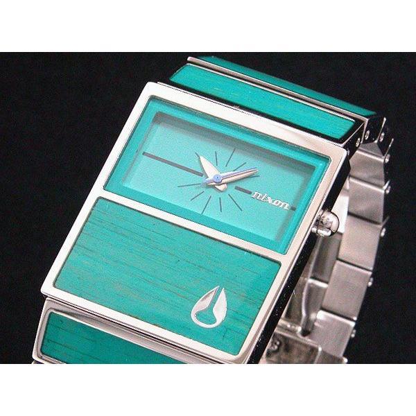 2019年秋冬新作 ニクソン NIXON 腕時計 シャレー CHALET A575-969 TURQUOISE BAMBOO, LIFE COLLEZIONE d4e143cd