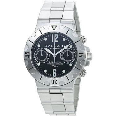 見事な bvlgari sc38ss ブルガリ ディアゴノ メンズ sc38ss メンズ ブルガリ 腕時計, スペールフルッタ:c673864b --- airmodconsu.dominiotemporario.com