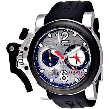 【まとめ買い】 GRAHAM グラハム クロノファイター オーバーロード 腕時計 マークIV 2OVBV.S05A.K10S 2OVBV.S05A.K10S メンズ グラハム 腕時計, 浅川町:c0297ad9 --- airmodconsu.dominiotemporario.com