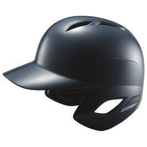 ZETT(ゼット) BHL570 ソフトボール打者用ヘルメット ネイビー S(53〜55cm)