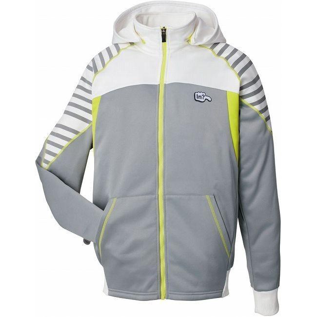 GOSEN ゴーセン UW1500 ウラフリースジャケット UW1500 カラー ホワイト サイズ S