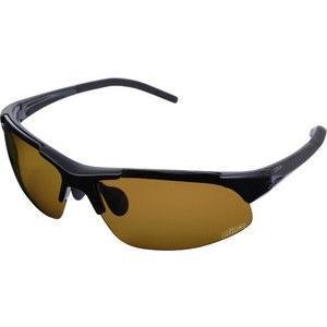 Prince(プリンス) PSU333 メラニン偏光レンズ付きサングラス ブラック
