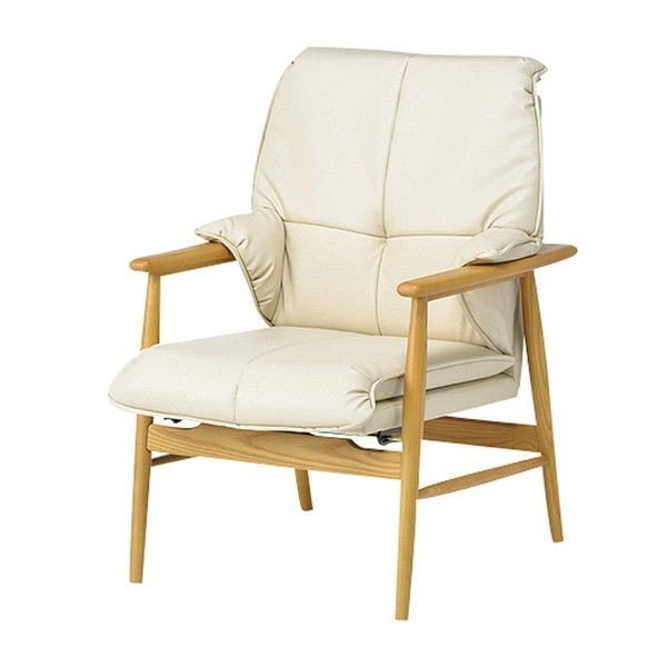 リクライニングチェア コルテーゼ リクライニングタイプ チェア 椅子 代引不可