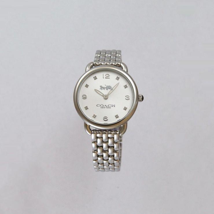 日本製 COACH 腕時計 レディース 14502781 デランシースリム, 福崎町 49065a59