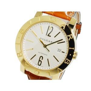 セール 登場から人気沸騰 ブルガリ bvlgari 自動巻き メンズ 腕時計 ブルガリ メンズ bb42wgld auto 自動巻き (き), 蘭越町:61c36bc9 --- airmodconsu.dominiotemporario.com