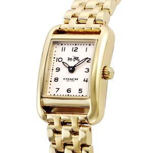 美品  コーチ クオーツ COACH トンプソン レディース クオーツ レディース 腕時計 14502293 腕時計 ゴールド, ルリカ:341a86a5 --- airmodconsu.dominiotemporario.com