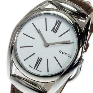 豪奢な グッチ GUCCI ホースビット クオーツ レディース 腕時計 YA140401 ホワイト, ジュウシヤマムラ 94182b4a