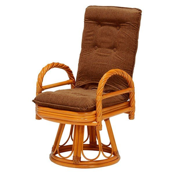 萩原 ギア回転座椅子 ギア回転座椅子 RZ-912 4934257239493 【代引き不可】
