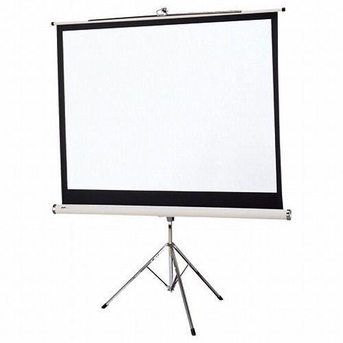 オーエス 三脚スタンドスクリーン 100型NTSC 100型NTSC PT-100H_WG103 代引不可