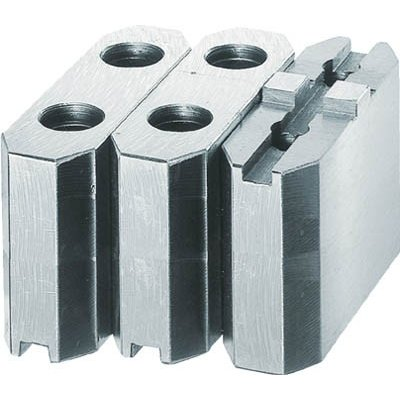 TRUSCO 生爪ソール用 標準型 チャック10インチ H90mm MSE-10-90 ツーリング・治工具・チャック・生爪