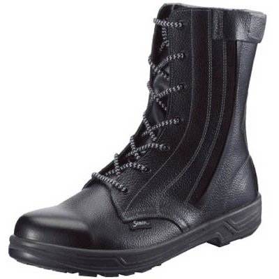 シモン 安全靴 長編上靴 SS33C付 24.0cm SS33C-24.0 安全靴・作業靴・安全靴