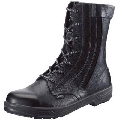 シモン 安全靴 長編上靴 SS33C付 24.5cm SS33C-24.5 安全靴・作業靴・安全靴