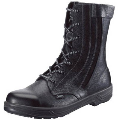 シモン 安全靴 長編上靴 SS33C付 27.0cm SS33C-27.0 安全靴・作業靴・安全靴