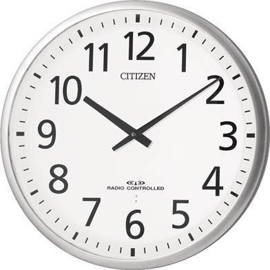 シチズン スリーウェーブM821 4MY821-019 OA・事務用品・掛時計