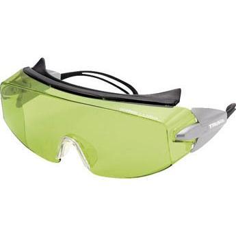 TRUSCO レーザー用保護メガネ YAG用 TLSG-YG 保護具・レーザー用保護メガネ