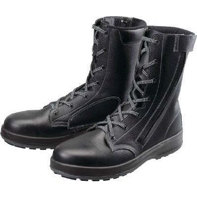 シモン 安全靴 長編上靴 WS33黒C付 27.0cm WS33C-27.0 安全靴・作業靴・安全靴