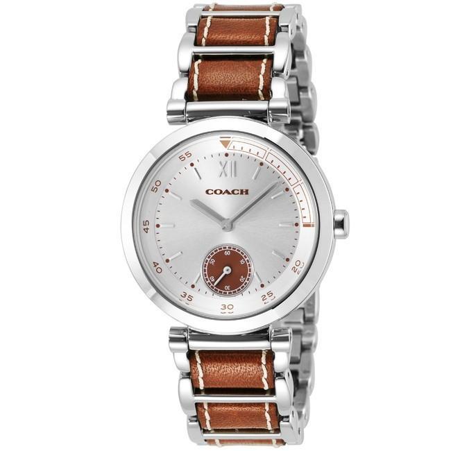 最安値に挑戦! COACH コーチ 14502032 ブランド 時計 腕時計 レディース 誕生日 プレゼント ギフト カップル, 荘川村 e1f4a4a7