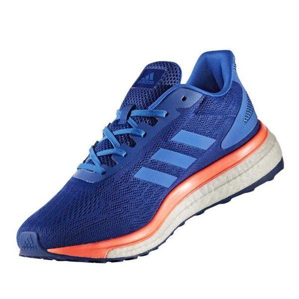adidas(アディダス) response BOOST LT BB3616 【カラー】カレッジロイヤル×ブルー×ソーラーオレンジ 【サイズ】300