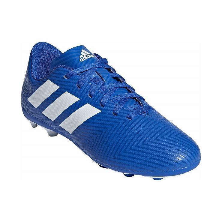 アディダス フットボールシューズ 24.5cm adidas ネメシス 18.4 AI1 J スパイク サッカー オールラウンド 土用 芝用 DB2357