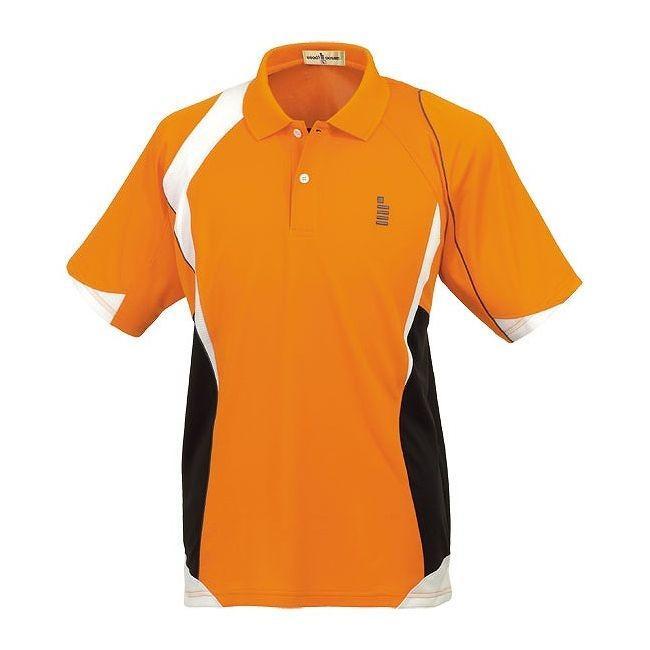 GOSEN ゴーセン T1308ユニゲームシャツ T1310 カラー オレンジ サイズ XL