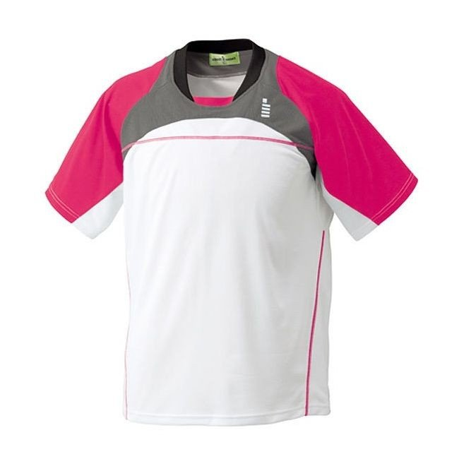 GOSEN ゴーセン T1414 ゲームシャツ T1414 カラー ホワイト サイズ S