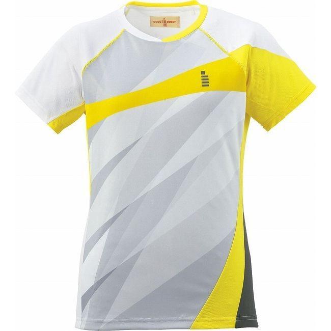 GOSEN ゴーセン T1607 レディースゲームシャツ T1607 カラー ホワイト サイズ L
