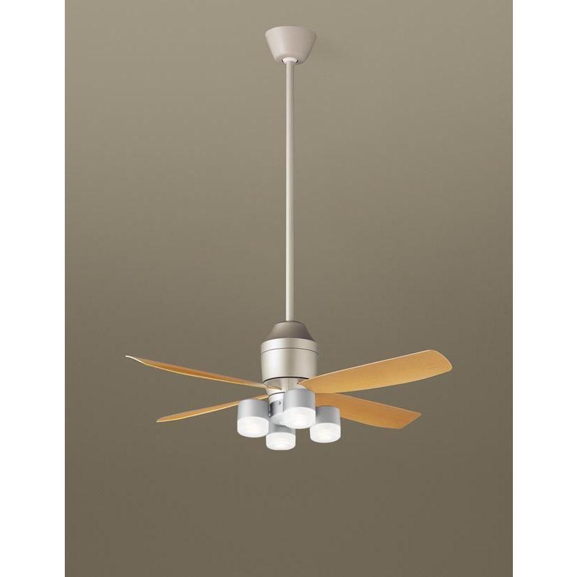Panasonic パナソニック 直付吊下型 LEDシーリングファン 照明器具付 SPL5416LE1+SP7072+SPK072+SPK012 XS72116