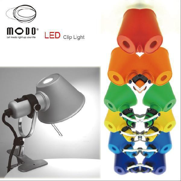 クリップライト LED MODO モード ClipLight ClipLight ClipLight CL 01 09e