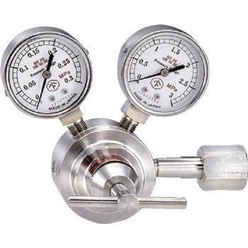 腐食性ガス用圧力調整器 YS−1 YS-1SO2 溶接用品・ガス調整器 代引不可