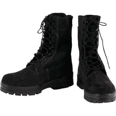 Bates US ネイビー スウェード デュラショックス EW7 E01421EW7 安全靴・作業靴・タクティカルブーツ