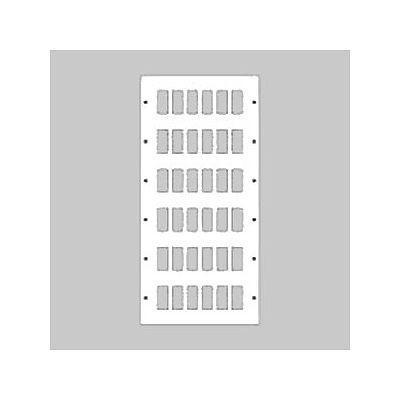 パナソニック 新金属リモコンスイッチプレート 6段 6連型 144コ用 スイッチ取付金具付 WR3561441