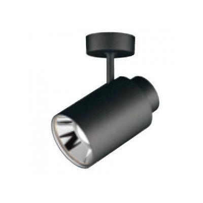 オーデリック LEDスポットライト 一般形 5.7W フレンジタイプ フレンジタイプ 昼白色 5000K 光束408lm 配光角70° ブラック OS256429ND