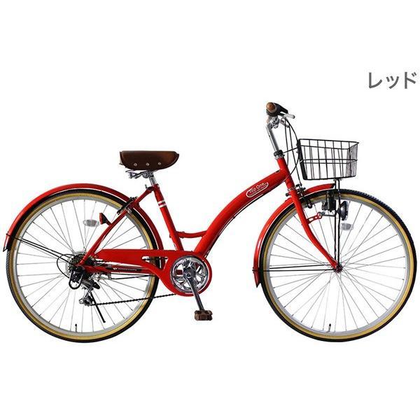 TOP ONE 自転車 26インチ シティサイクル シマノ製6段ギア 前カゴ カギ ライト付 通勤 通学 ママチャリ 代引不可|rcmdse|03