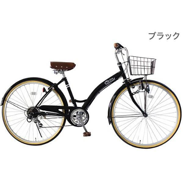 TOP ONE 自転車 26インチ シティサイクル シマノ製6段ギア 前カゴ カギ ライト付 通勤 通学 ママチャリ 代引不可|rcmdse|05