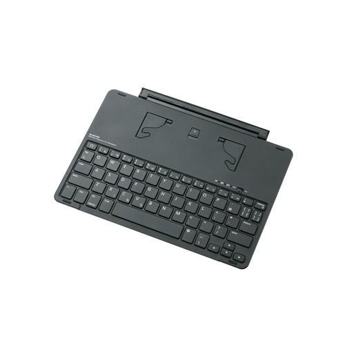 エレコム 青toothキーボード/9.7インチiPad用/オートスリープ機能付/シルバー TK-FBP068ISV4 iPad エレコム