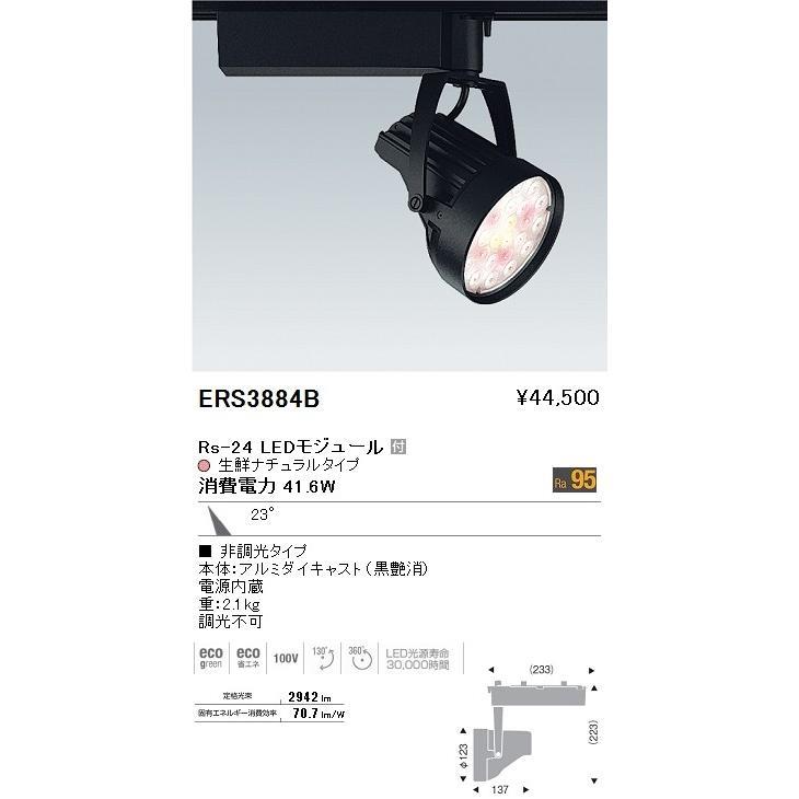 ENDO 遠藤照明 生鮮食品用照明 スポットライト スポットライト ERS3884B