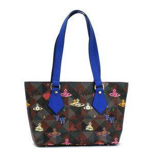 超安い品質 ヴィヴィアン ヴィヴィアン ウエストウッド vivienne 13152 bl westwood ショルダーバッグ logomania 13152 sm shopper blue bl, WsisterS (ダブルシスターズ):78ceed55 --- theroofdoctorisin.com